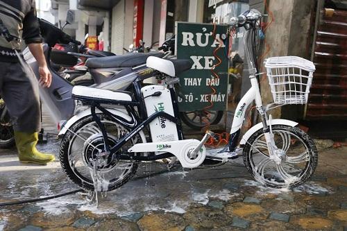 Lưu ý khi rửa xe đạp điện bạn nên quan tâm