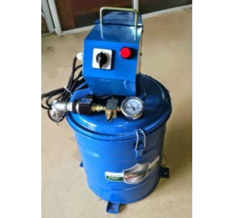 Ưu điểm nổi trội của máy bơm mỡ bằng điện