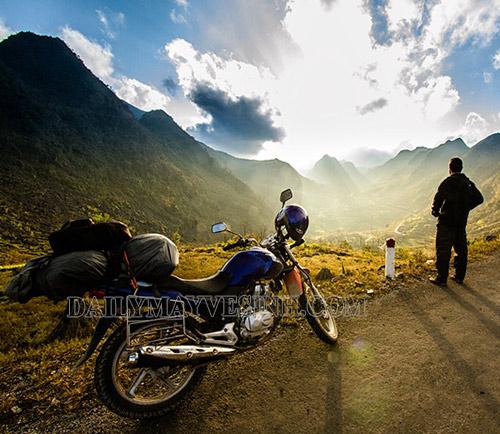 Chuẩn bị đủ hành trang khi phượt xuyên Việt