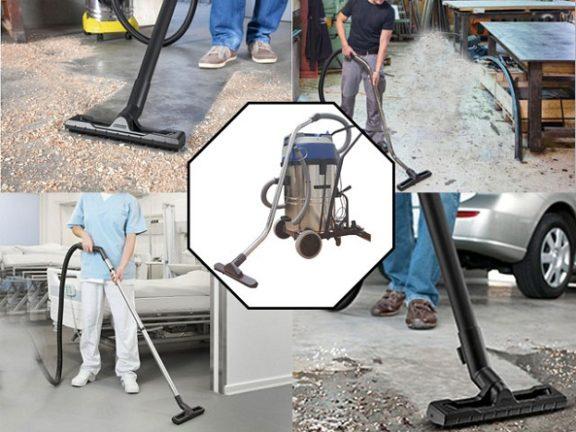 Máy hút bụi công nghiệp - Thiết bị quan trọng, cần thiết của mỗi doanh nghiệp