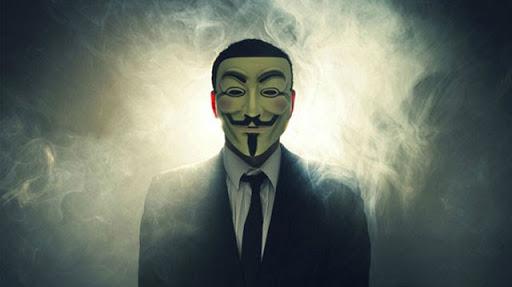 nhóm hacker anonymous xóa tiktok