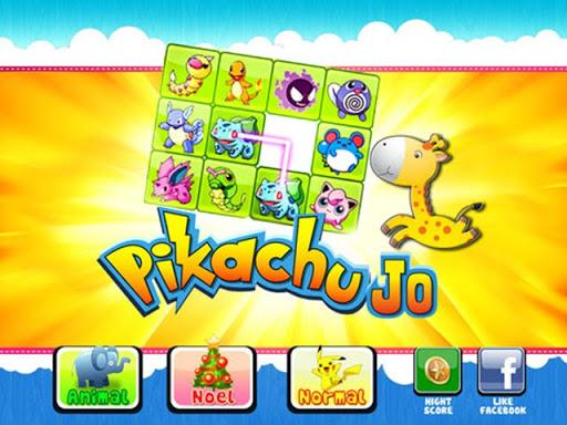 pikachu game