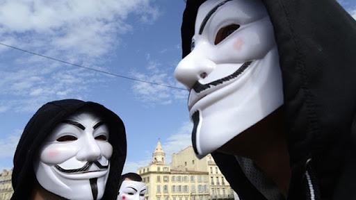 Thành viên Anonymous