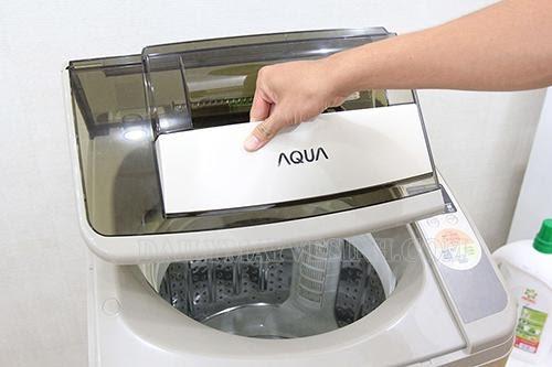 Tìm lỗi EC máy giặt Aqua và cách xử lý cực hiệu quả