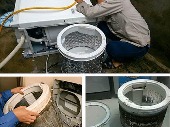 Bảo dưỡng máy giặt tại nhà không khó