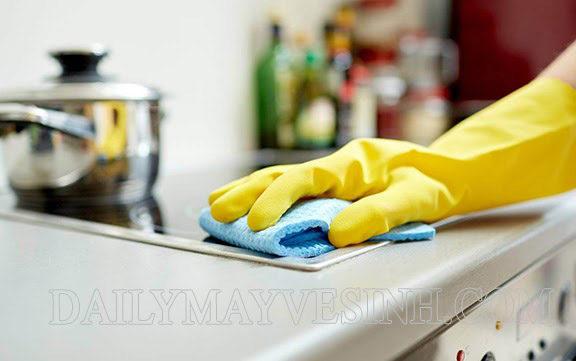 Có rất nhiều cách khử mùi nhà bếp